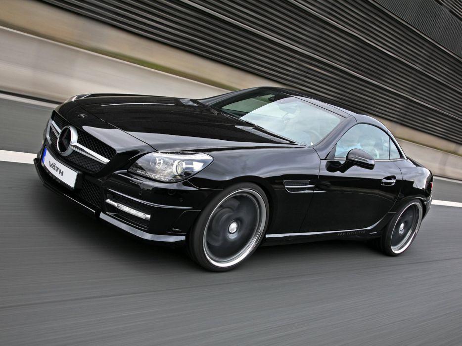 VATH Mercedes-Benz SLK-class (R172) cars modified 2012 wallpaper
