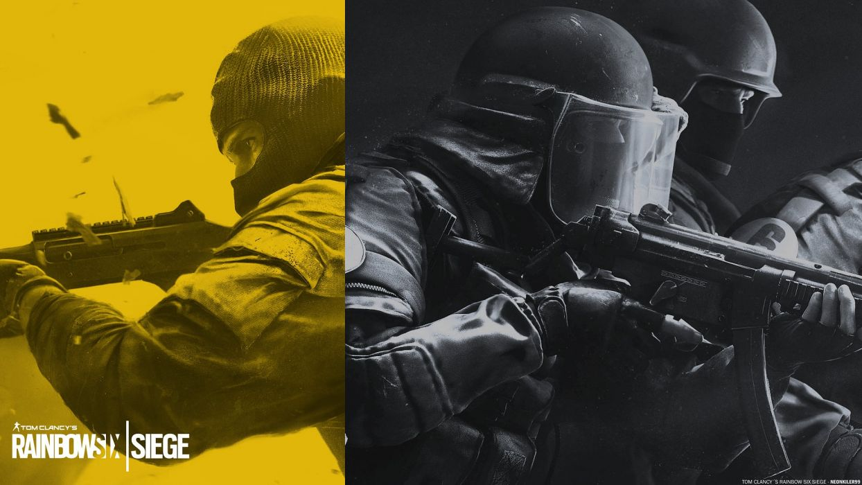TOM CLANCYS RAINBOW SIX SIEGE action shooter military fighting war 1tcrss poster wallpaper