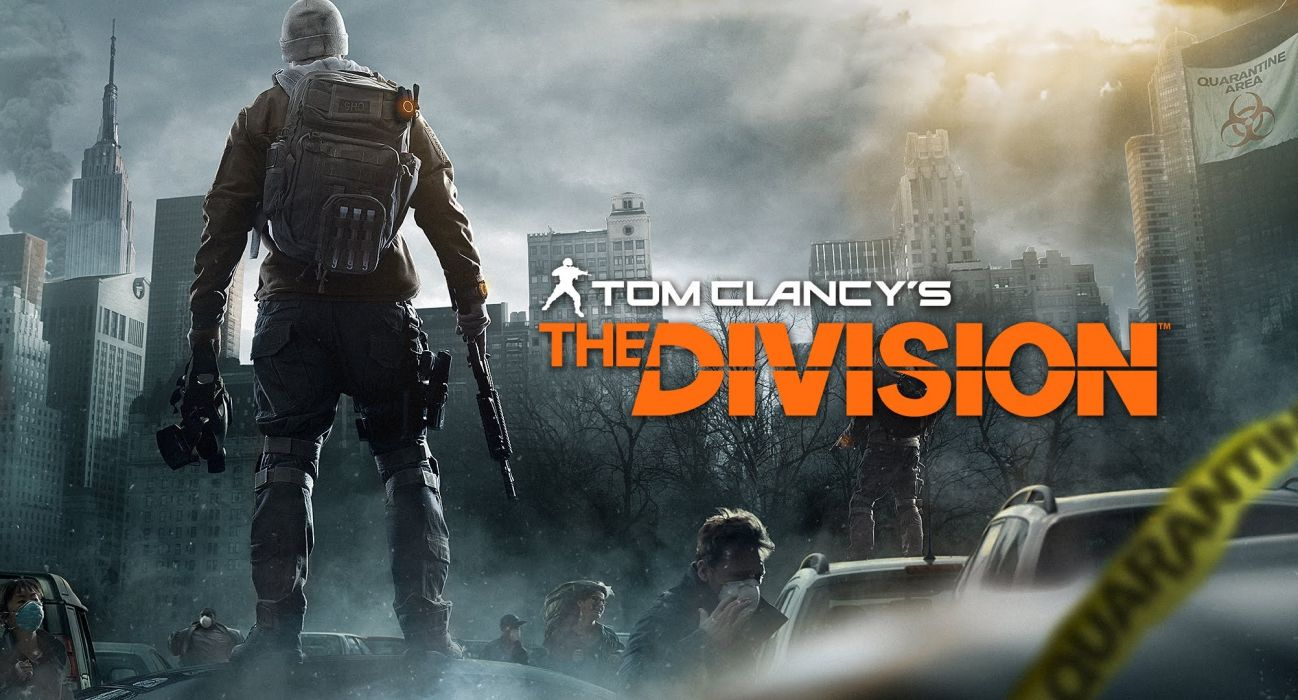 TOM CLANCYS DIVISION tactical shooter rpg action fighting military sci-fi futuristic poster wallpaper