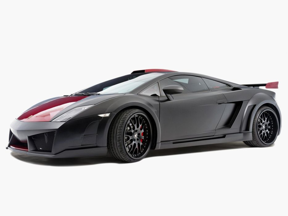 Hamann Lamborghini Gallardo Victory-II cars modified 2010 wallpaper