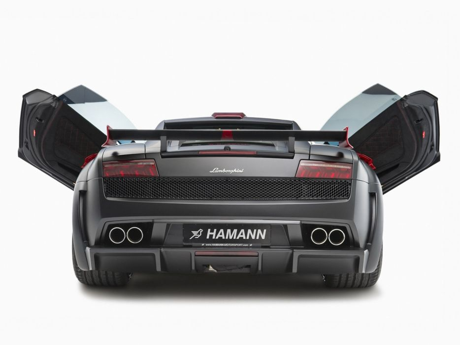 Hamann Lamborghini Gallardo Victory-II cars modified 2010 wallpaper