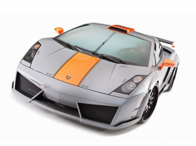 Hamann Lamborghini Gallardo Victory H&R cars modified 2010 wallpaper