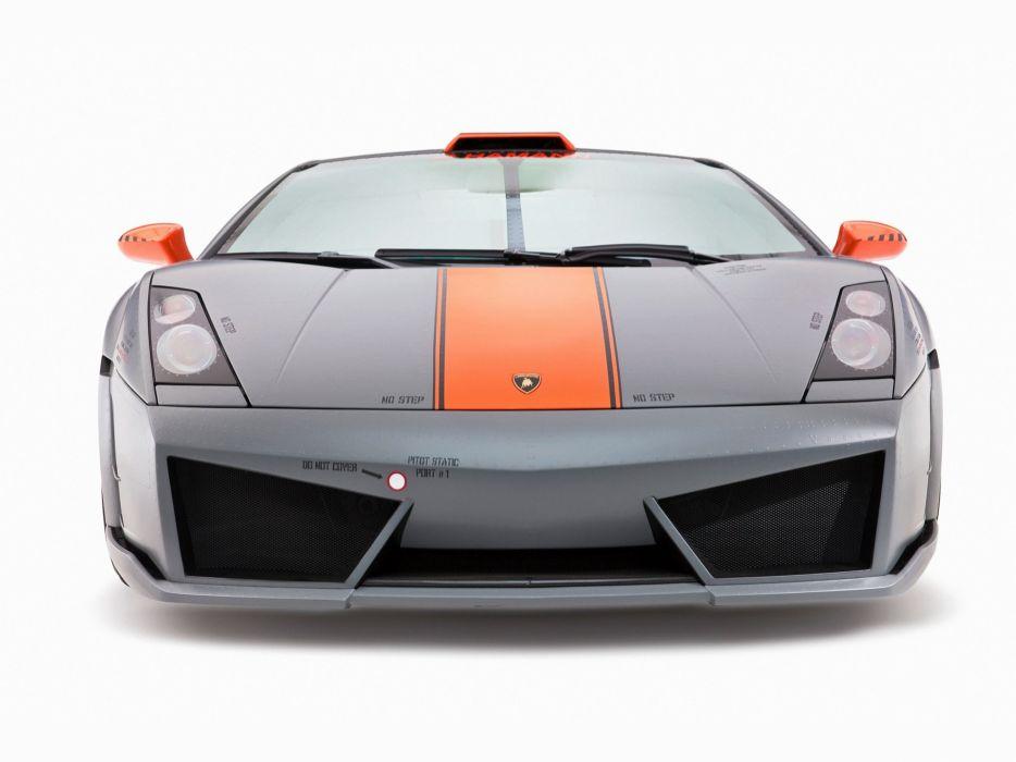 Hamann Lamborghini Gallardo Victory H&R cars modified 2010 wallpaper