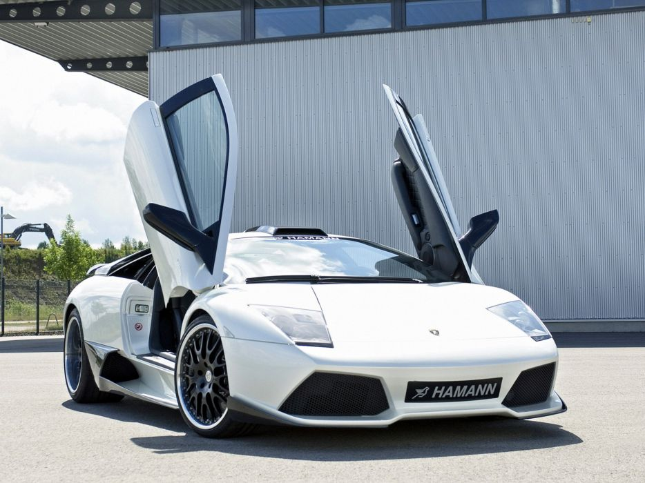 Hamann Lamborghini Murcielago LP640 cars modified 2007 wallpaper