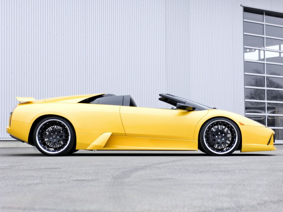 Hamann Lamborghini Murcielago Roadster cars modified 2010 wallpaper