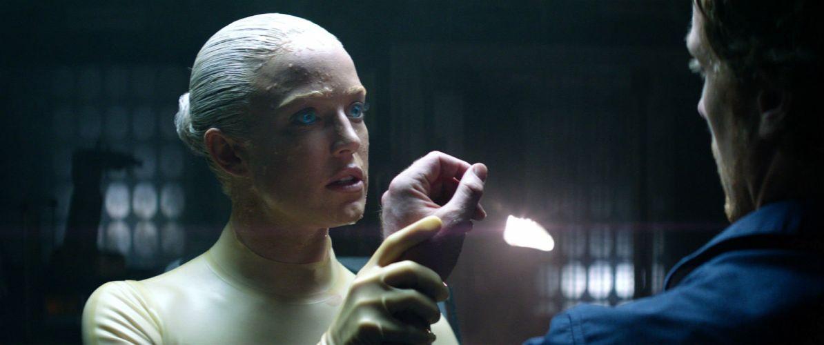 MACHINE sci-fi futuristic thriller robot cyborg 1tmach wallpaper