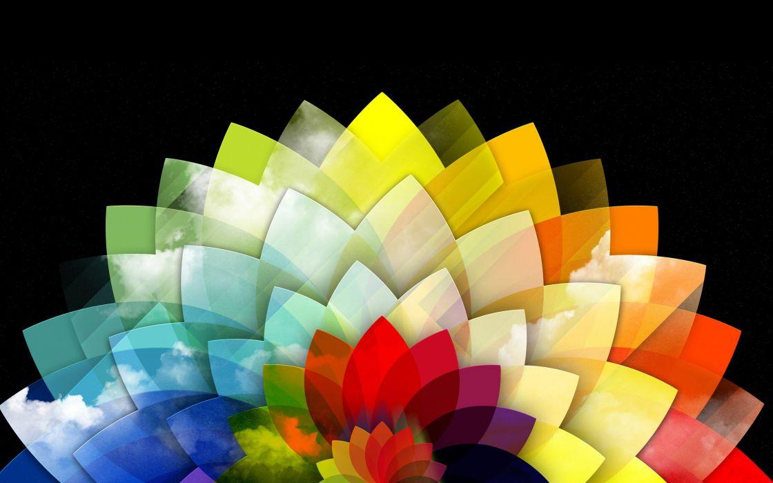 abstracto colorido wallpaper