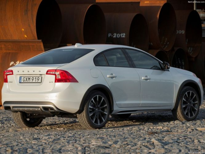 2016 cars Country cross s60 volvo wallpaper