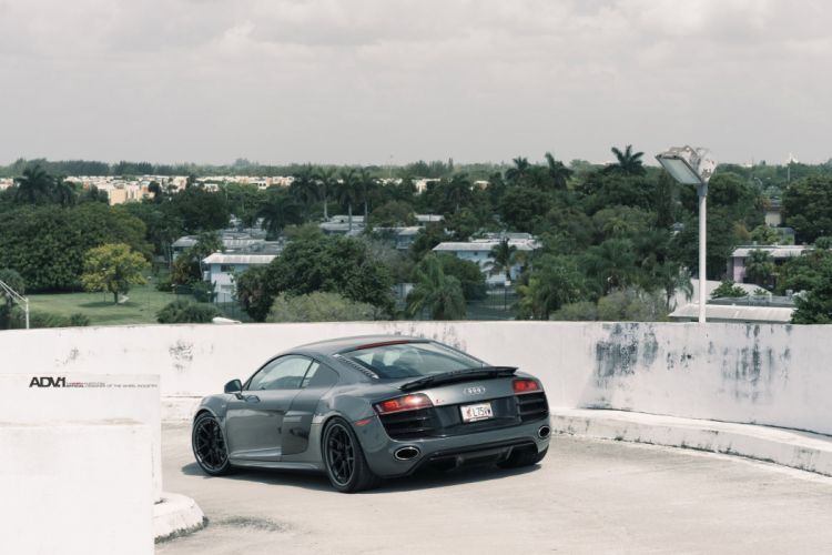 ADV 1 WHEELS GALLERY AUDI-R8 coupe cars wallpaper