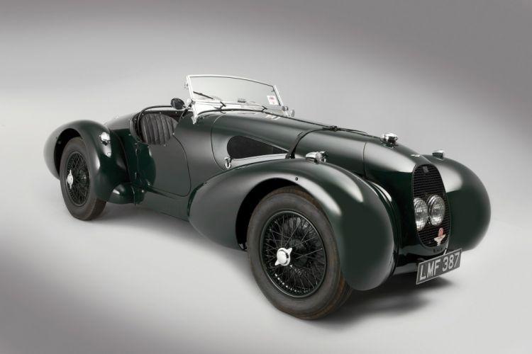 Aston Martin 2-Litre Speed Model Type-C cars classic 1939 wallpaper