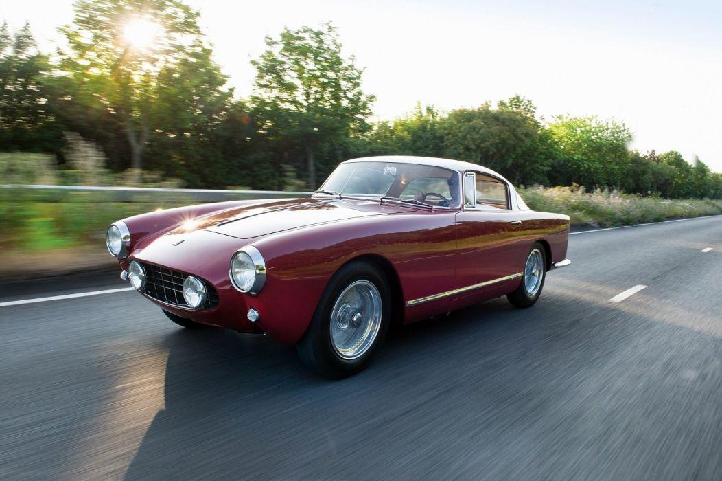 Ferrari 250-GT Boano Coupe Competizione cars 1956 wallpaper