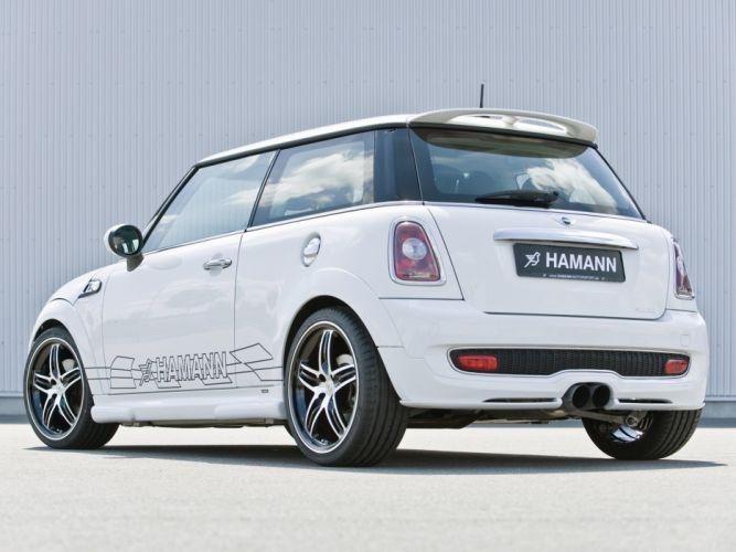 Hamann Mini Cooper-S (R56) cars modified 2008 wallpaper