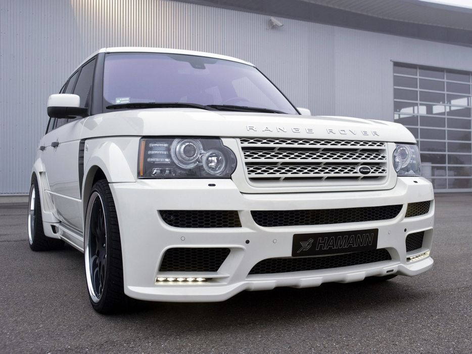 Hamann Range Rover LR-V8 Supercharged (L322) cars modified 2011 wallpaper