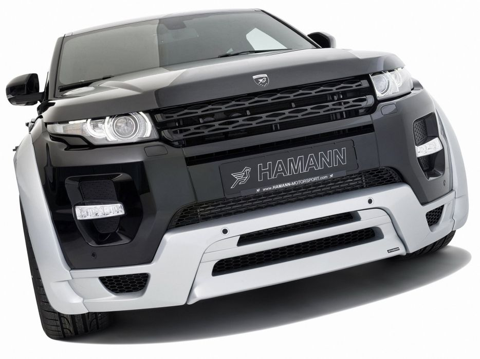 Hamann Range Rover Evoque Coupe cars modified 2012 wallpaper