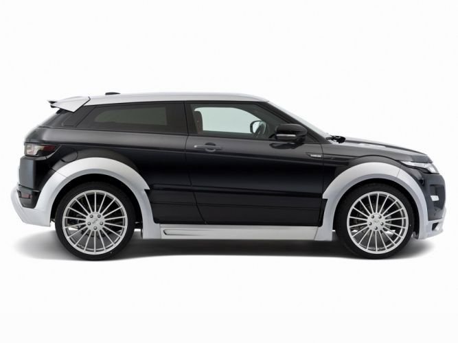 Hamann Range Rover Evoque Coupe cars modified 2012 wallpaper