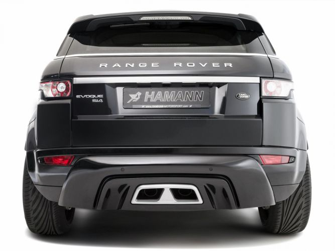 Hamann Range Rover Evoque cars modified 2012 wallpaper
