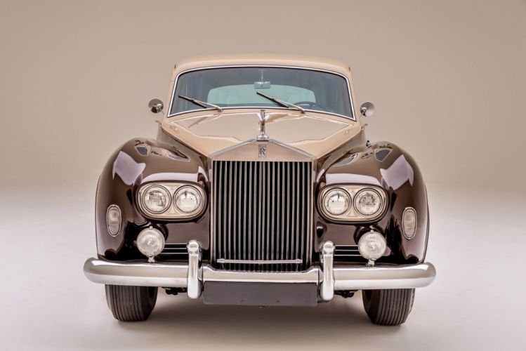 Rolls-Royce Silver Cloud LWB Saloon James Young (III) cars classic 1962 wallpaper