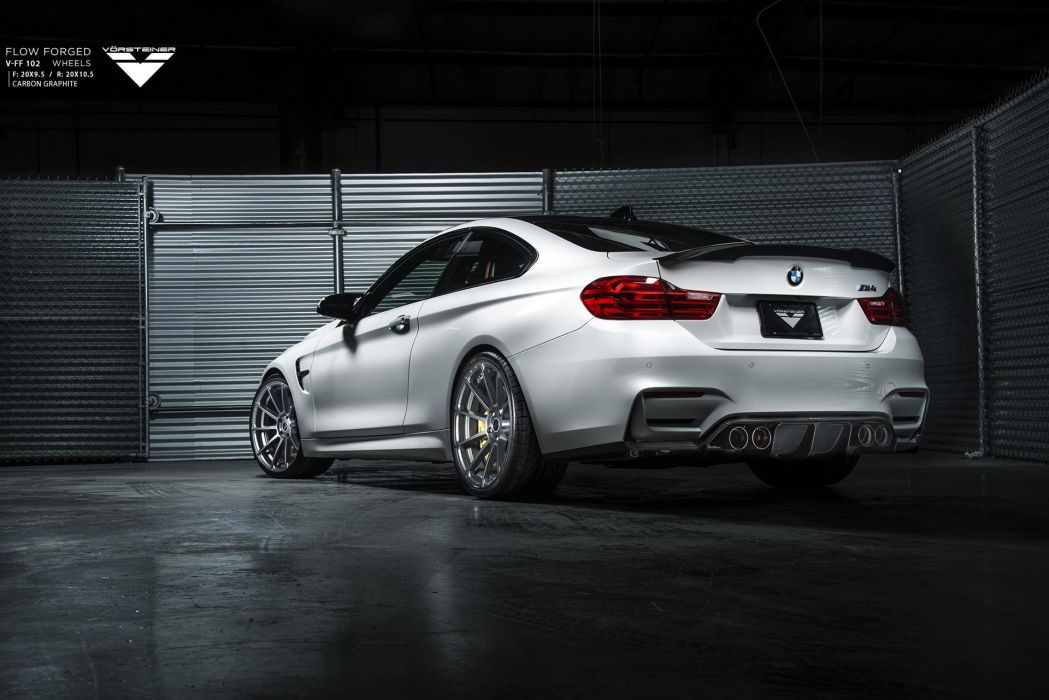 Vorsteiner BMW-M4 EVO Aero cars modified 2015 wallpaper