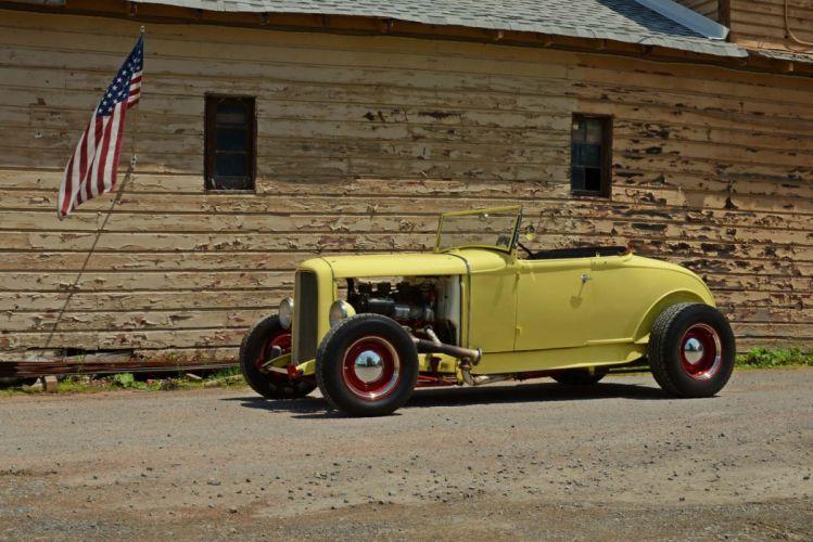Ford roadster hot rod rods custom retro vintage f wallpaper