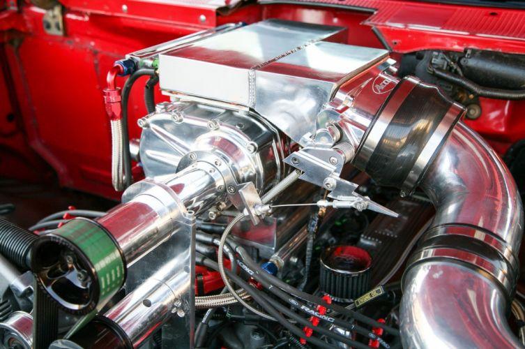 1993 Ford Lightning hot rod rods custom muscle pickup 427ci d wallpaper