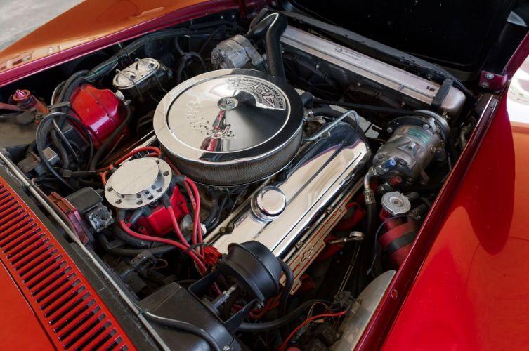 1971 Chevrolet Corvette muscle supercar classic 454ci stingray sting ray wallpaper