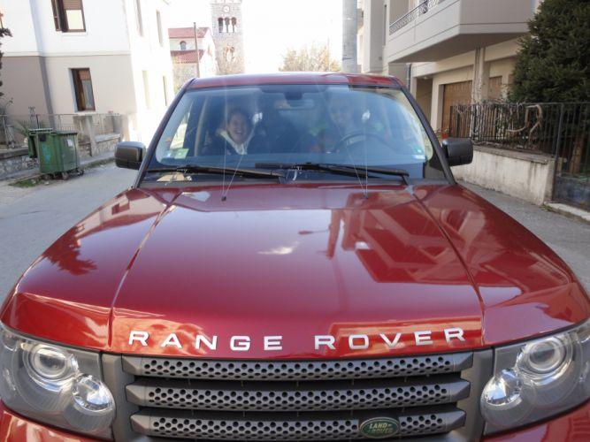 Ata Sot Range Rover Hellas wallpaper
