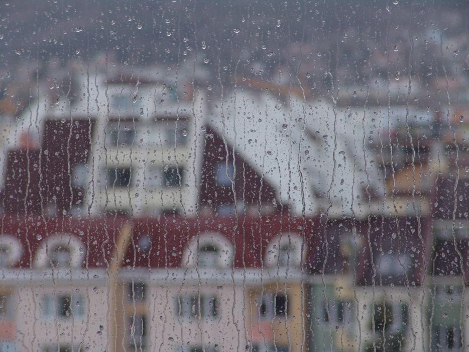 Ata Sot Sofia Bulgaria Rainy day wallpaper