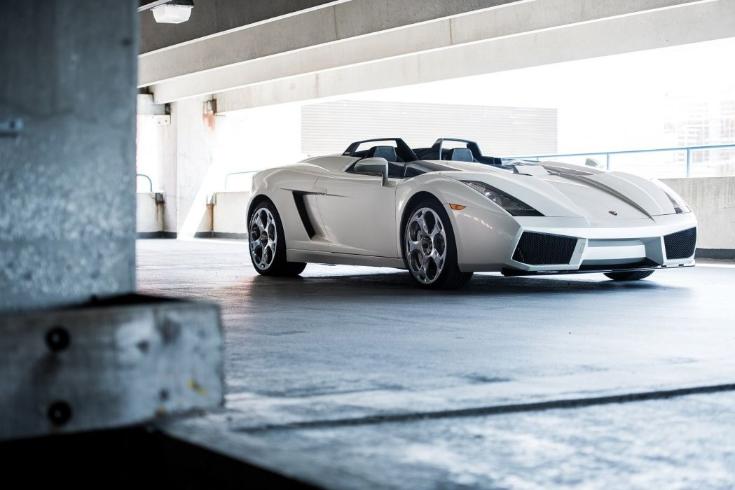 Lamborghini Concept-S 2005 cars wallpaper