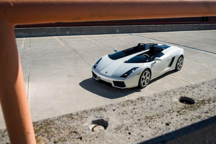 Lamborghini Concept-S 2005 cars wallpaper