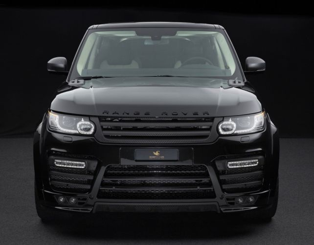 Mansory Range Rover Sport cars modified 2014 wallpaper