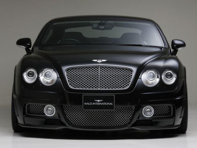 WALD INTERNATIONAL Bentley Continental-GT Sports Line cars modified 2008 wallpaper