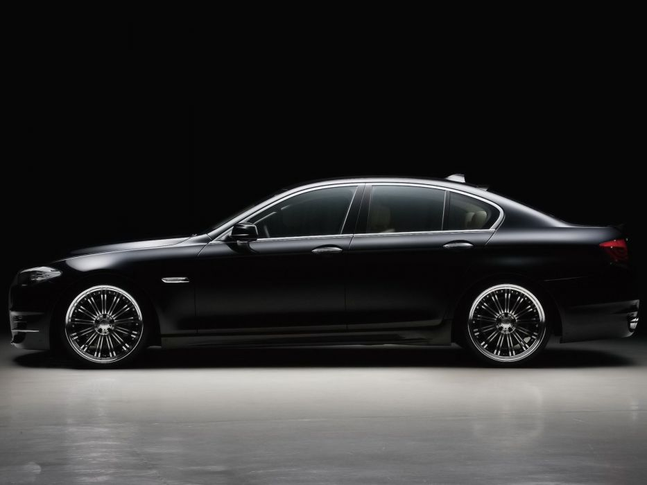 WALD INTERNATIONAL BMW 5-Series Black Bison Edition (F10) cars modified 2011 wallpaper