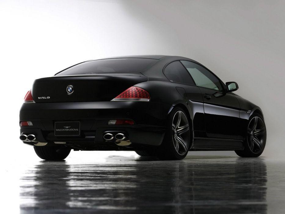 WALD INTERNATIONAL BMW 6-Series (E63) cars modified 2011 wallpaper