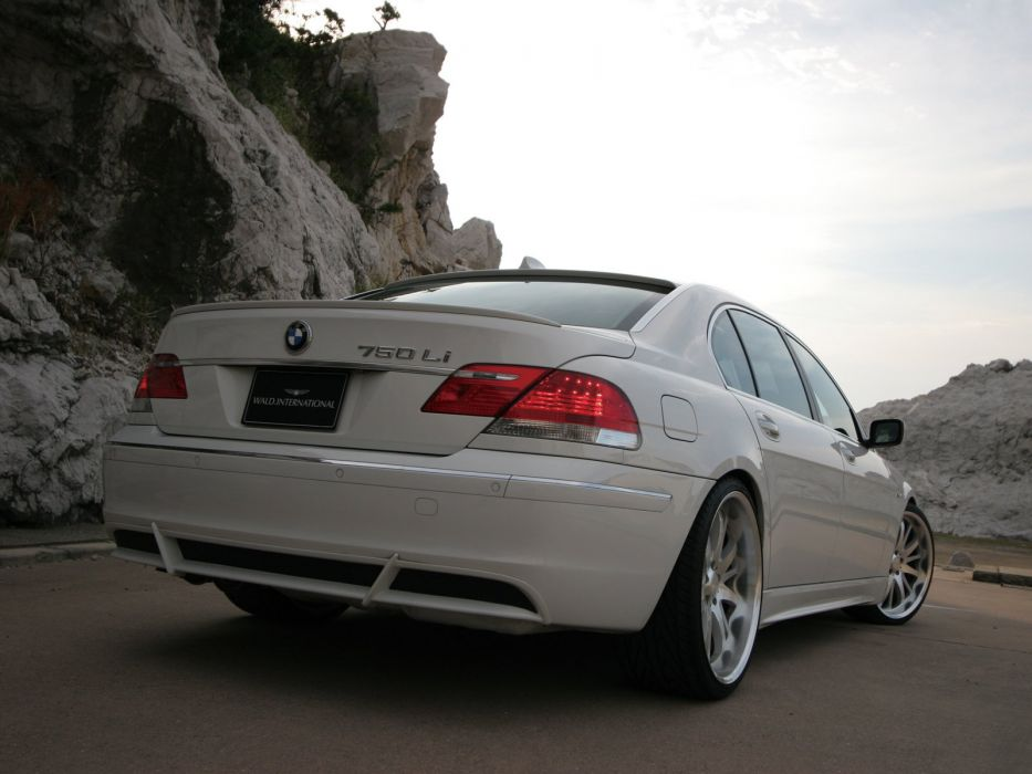 WALD INTERNATIONAL BMW 750Li (E66) cars modified 2011 wallpaper