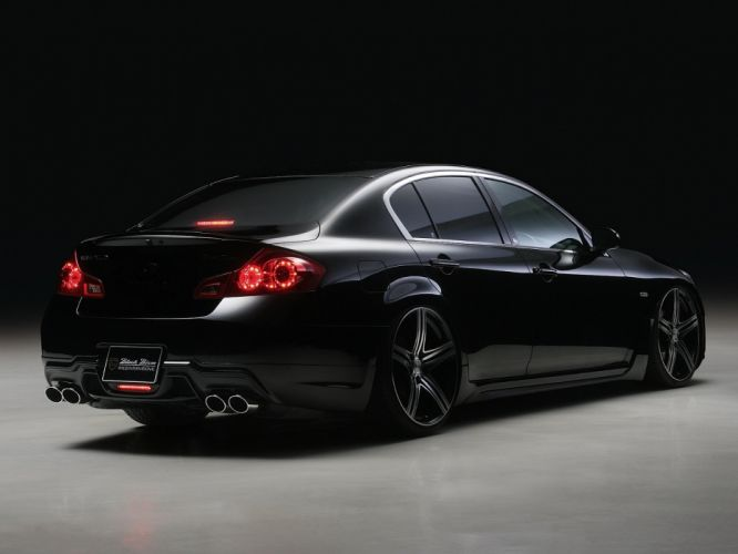 WALD INTERNATIONAL Infiniti G37 Black Bison Edition (V36) cars modified 2011 wallpaper