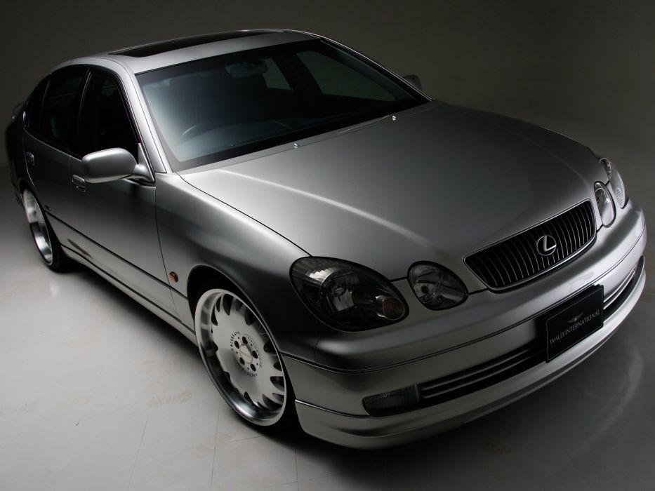 WALD INTERNATIONAL Lexus GS-430 cars modified 2002 wallpaper