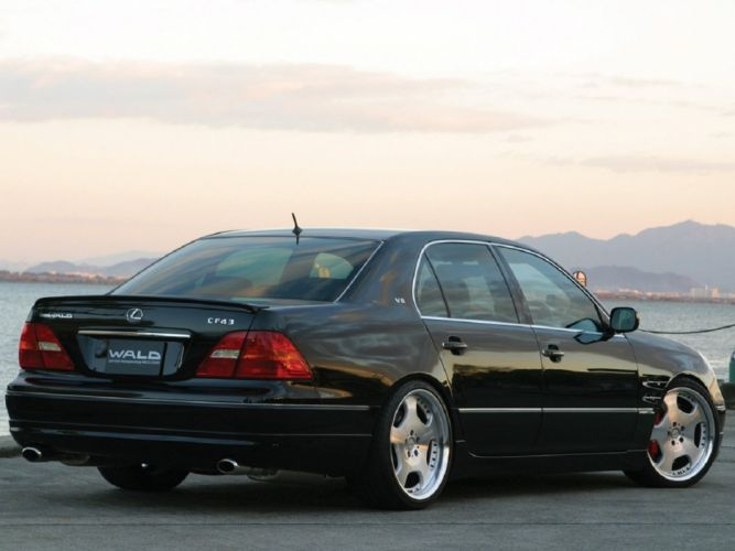 WALD INTERNATIONAL Lexus-LS 430 cars modified 2000 wallpaper