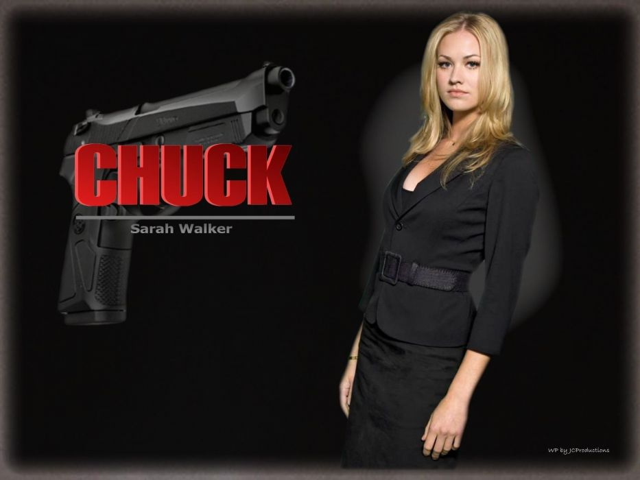 CHUCK action comedy series spy drama superhero crime poster wallpaper