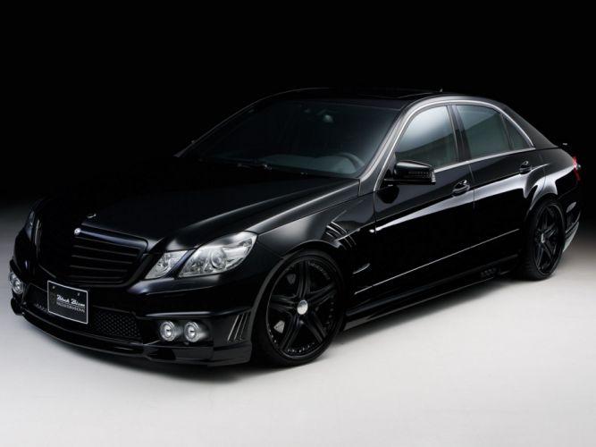 WALD INTERNATIONAL Mercedes-Benz E-class Sports Line Black Bison Edition (W212) cars modified 2009 wallpaper