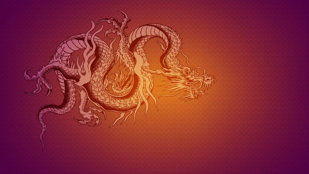 Arts paint dragon colors picture fiction fantasy wallpaper