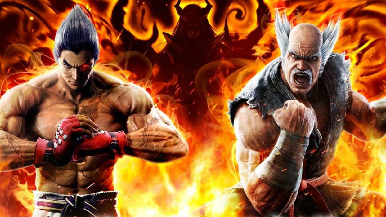 Tekken 7 Action Arena Fighting Martial Arts Kung Warrior