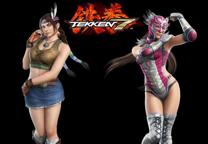 TEKKEN 7 action arena fighting martial arts kung warrior 1tek7 seven poster wallpaper