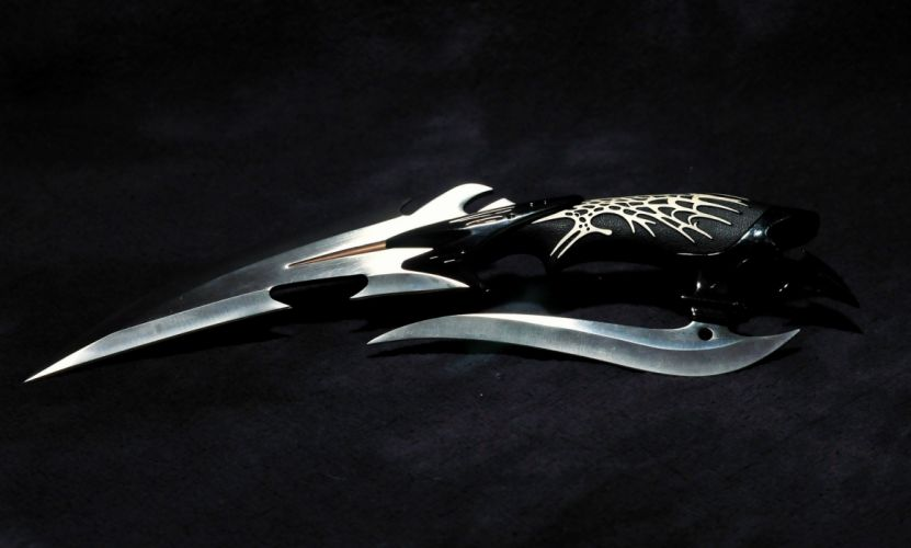 Weapons blade sword knife double dagger cold wallpaper