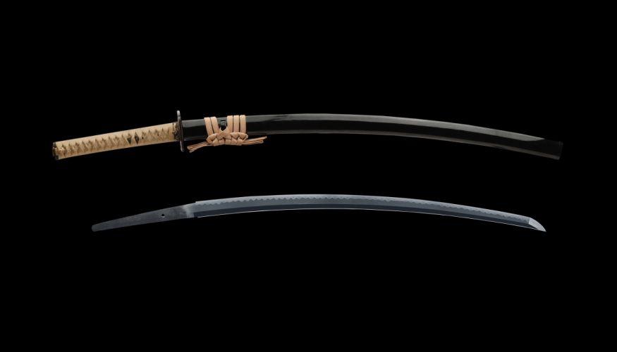 Weapons katana samurai japan the sword wallpaper