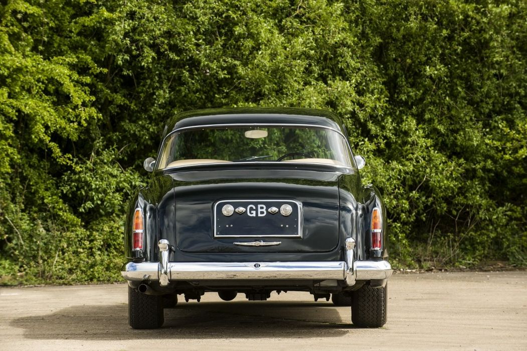 Bentley-S2 Continental Coupe Mulliner cars 1960 wallpaper