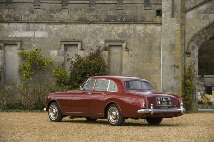 Bentley-S2 Continental Coupe Mulliner UK-spec cars 1959 wallpaper