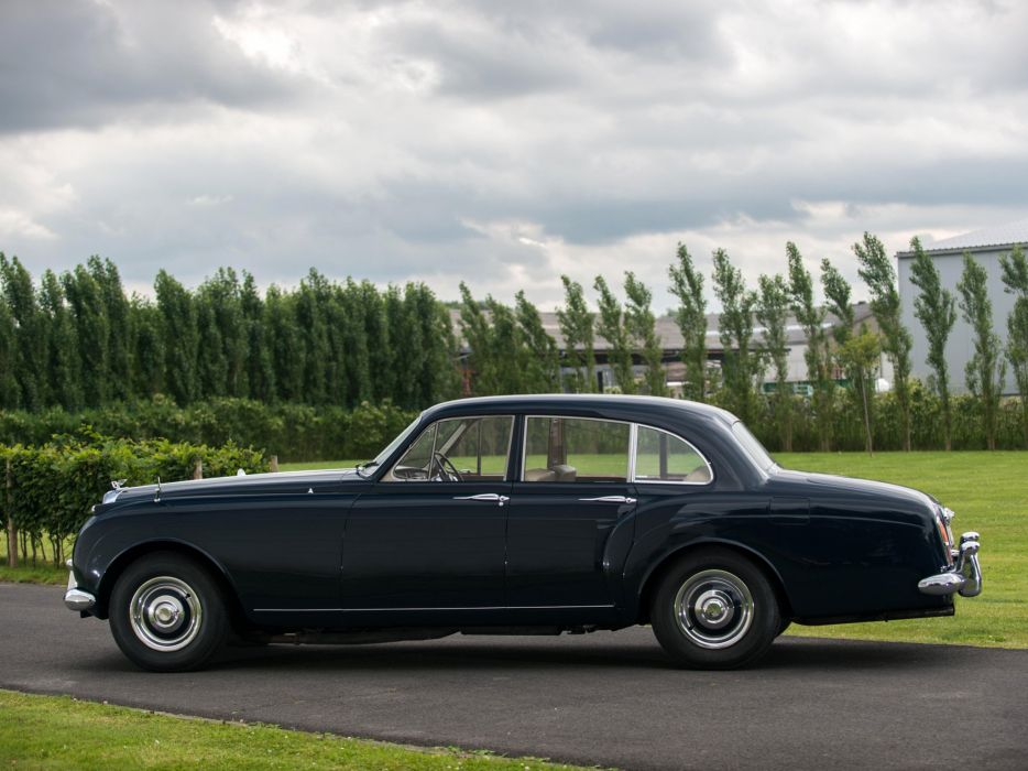 Bentley-S2 Continental Coupe Mulliner UK-spec cars 1959 wallpaper