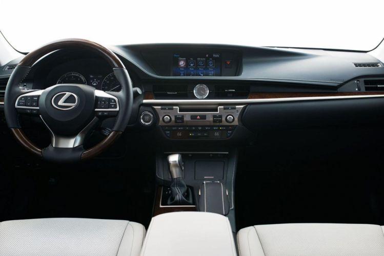 2016 Lexus ES-300h cars sedan wallpaper
