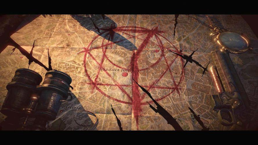 INCREDIBLE ADVENTURES VAN HELSING dark action fantasy rpg shooter 1iavh vampire gothic noir warrior horror poster map wallpaper
