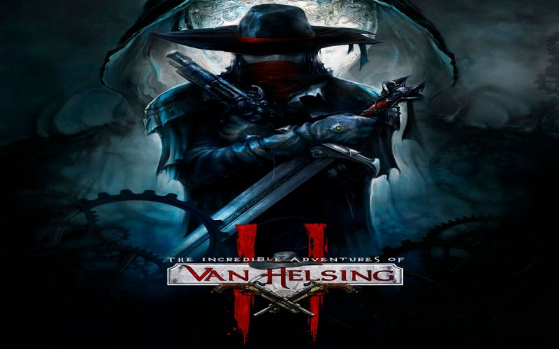 INCREDIBLE ADVENTURES VAN HELSING dark action fantasy rpg shooter 1iavh vampire gothic noir warrior horror poster wallpaper